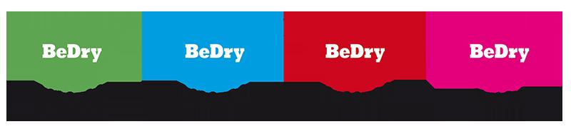 BeDry_logos
